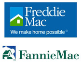 Fannie Mae and-Freddie Mac logo