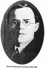 Nikolai Dimitrievitch Kondratieff (1892-1938)