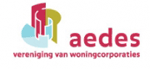 logo aedes woningcorporaties