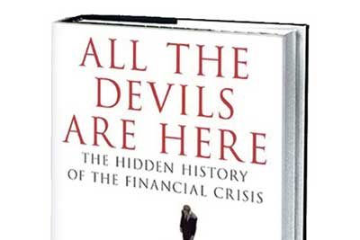 Devils are here book