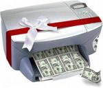 fiat geld printer