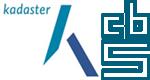 Logo kadaster CBS