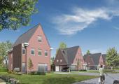 De prijs van nieuwbouwwoningen zal in navolging van die van bestaande woningen komende maanden dalen.