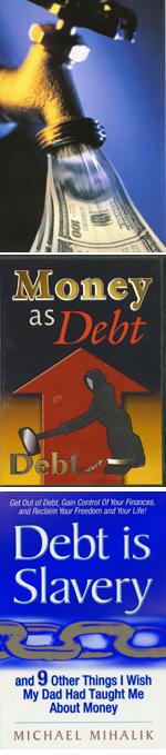 geld is schuld