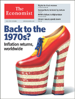 Cover The Economist