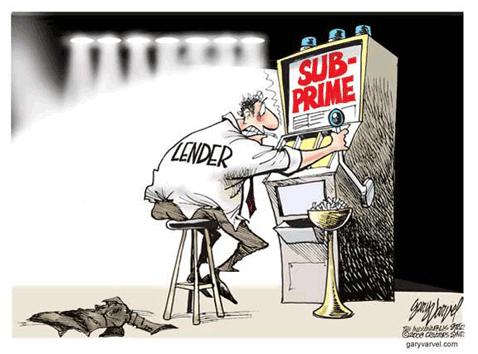 Subprime in Nederland