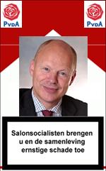 Willem Vermeend salon-socialist