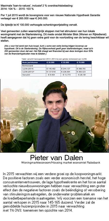 Pieter van Dalen Rabobank